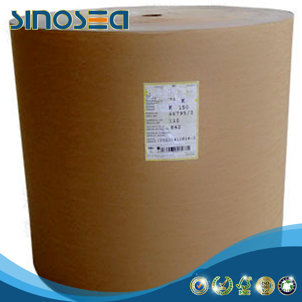High quality test kraft liner fluting carton paper with cheap price