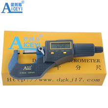 0-25mm 0.001mm Electronic Digital Outside Micrometer