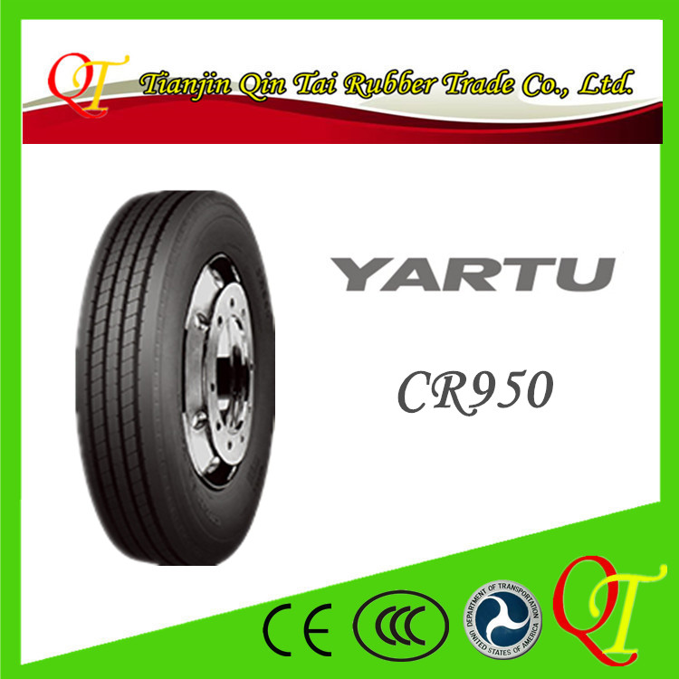 Truck steel wire <strong>tire</strong> 7.50R20 High quality <strong>tires</strong> made in China
