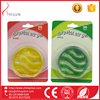 China Manufacturers Beautiful Glass Gel Air Freshener Bathroom