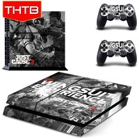 B2C Online Shop Website Dropshipping Custom Pvc Skin Sticker For Ps4 Game Console Controller