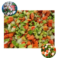 custom frozen mixed vegetables