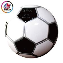 promotion high quality cheap leather pvc football or soccerball
