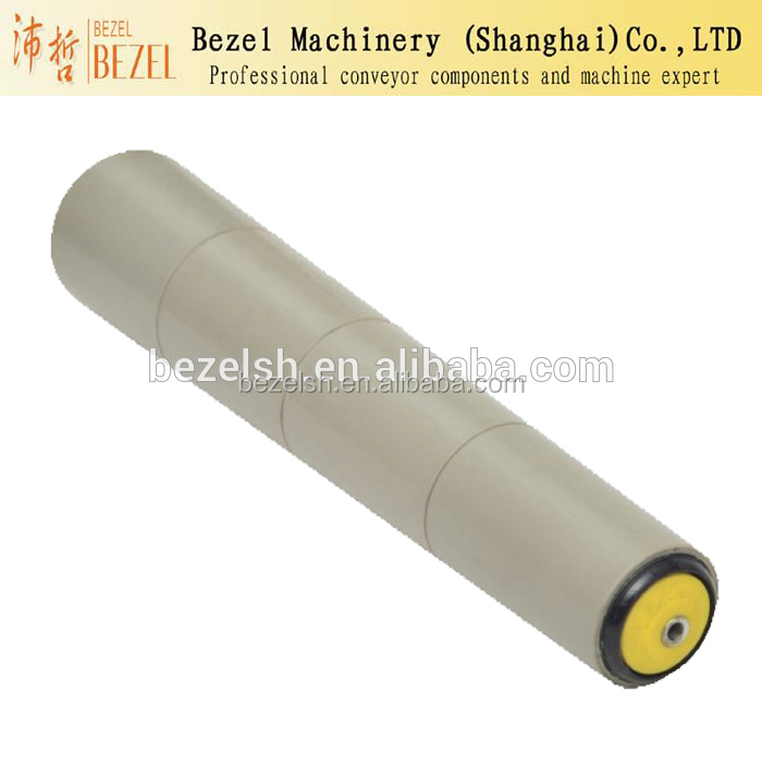 plastic pvc roller conveyor tapered roller