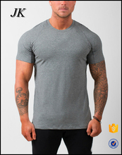 Custom 100% cotton plain cheap no brand compression t-shirts manufacturers in china