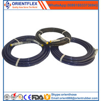 R7 High Pressure Rubber Hose mining used industrial hose for auto