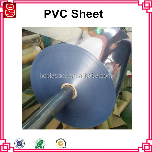 Hdpe Polymer Transparent Hard Plastic Roll Sheet