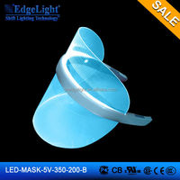 Edgelight Bacteriostasis Smoothening Anti anaphylaxis Glossiness LED Mask face mask