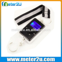 35kg hanging electronic cheap weighing scale for travellers