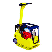 wheel compactor 90KG Gasoline Honda Engine Vibratory Plate Compactor for Construction