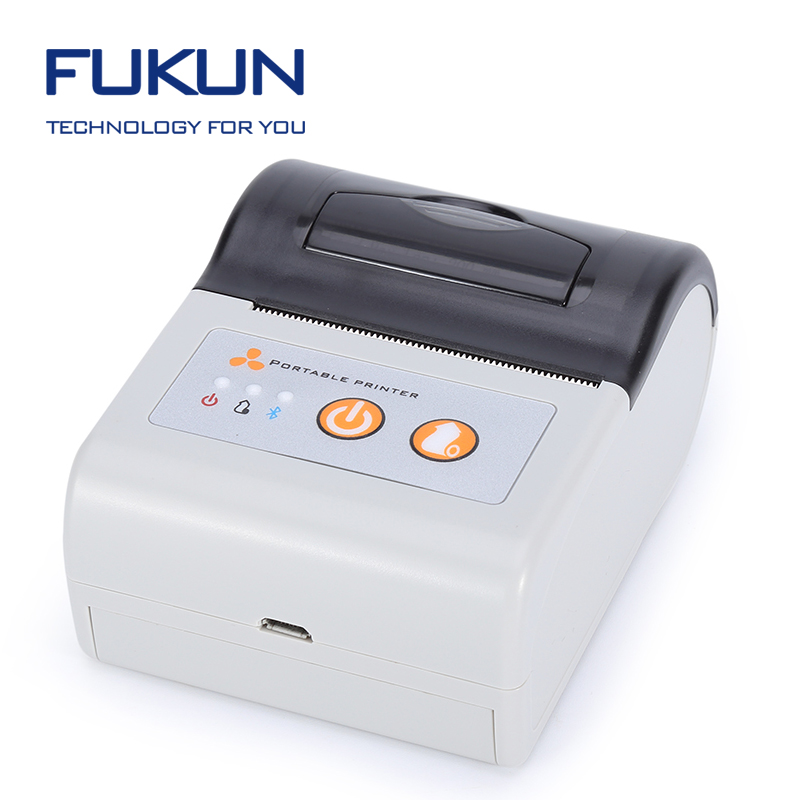 58mm USB Android Bluetooth portable receipt printer, handheld thermal printer