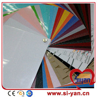 furniture pvc laminating white opaque film