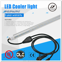 aluminum+glass led tubes China supplier led cooler light with good reputation