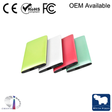 Portable Mobile Mini USB Rechargeable Traveling Charger for iPhone, Android, Power Bank 10000 mAh