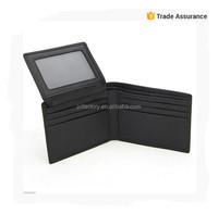fine leather rfid blocking best rfid blocking wallet guangzhou factory