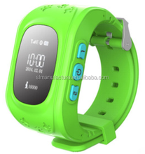 SOS GSM GPS Children Kid Tracker Position Watch Sport Smart Phone Watch For elder Children