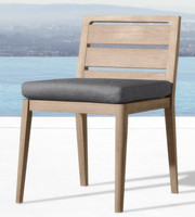 MA-F006 Outdoor Teak Wood Design Dining Chair
