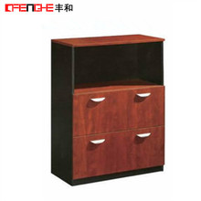 Free Standing Design 3 Drawers Small Office Filing Cabinet