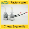 Cheap and good quality car H1 led headlight conversion kit 35w 8000lm