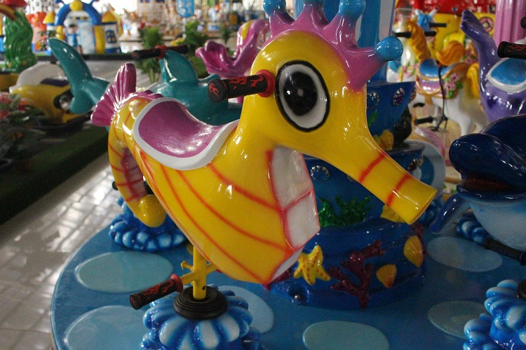 Cheap Amusement Park Equipment High Quality Carousel rides For Sale