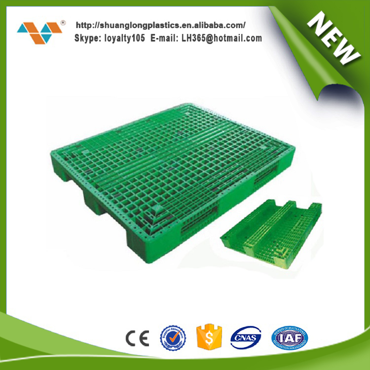 China Wholesale High Quality Euro Pallet Size Recycled Plastic Pallets