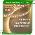 New factory hot selling SMD3528 48Watt 120leds per 5meter LED Ropelight