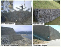 Gabion Baskets (Factory ISO9001)