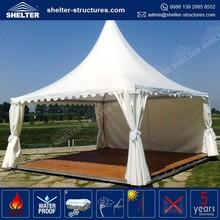 Hot sell and cheap outdoor gazebos 4 man tent for break time