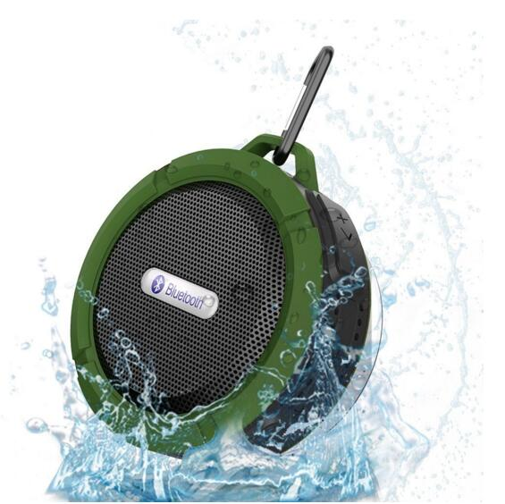 New Style Bluetooth Waterproof IPX6 Speaker, Sport Waterproof Bluetooth Speaker