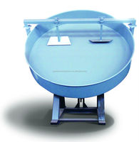 fertilizer pan granulator