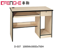 wood furniture compact computer desks for home