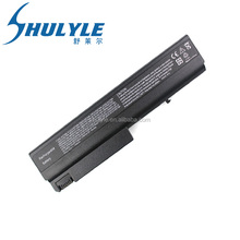 High Quality lithium ion laptop battery extra battery For HP X6105 NX6110 NX6115