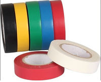 automotive wires harness tape and PVC dielectric tape