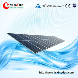 A grade, high efficiency cheap price 250-310W poly solar panel in stock for solar power system