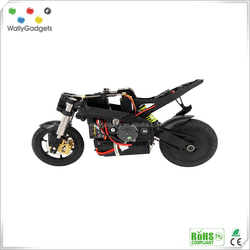 2016 China Good supplier ! Big Factory 360 Remote Control Motorcycle , Best gift of 2 Wheel Motorcycle car with drifting