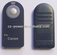 Camera Infrared wireless remote for Canon EOS 400D 500D 450D Rebel XTi XSi XT