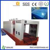 Eps isopor plastic box Foam Board Packing Machine manufacturers