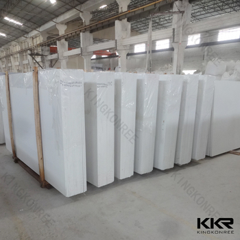 Wholesale artificial white arctic quartz stone
