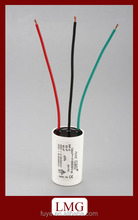 5uf 450v capacitor with cable
