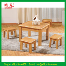 Latest design new product environmental 3 leg coffee table
