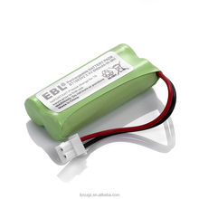 EBL Factory Price Battery Pack 2.4v Cordless Phone Battery BT166342 600mah NI-MH Battey