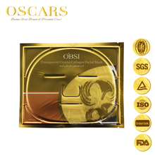 OBSI Luxurious 24k Gold Collagen Crystal Gold Face Mask