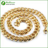 Cadena de oro Venice Box Gold Chain Making