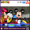 2017 hot sale minnie inflatable micke jumping castle