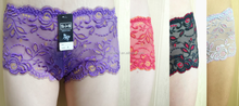 Factory accept OEM cheapest sexy women girl ladies lace panty Size S M L XL in stock
