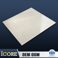 China Supplier Low Price Ceramic 60X60 Ivory Colored Vitrified Floor Tiles
