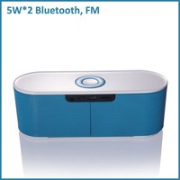 Top Rated High quanlity Sound 10W Portable Wireless Bluetooth Speaker for iPhone iPad Samsung Nexus Computers MP3 Players