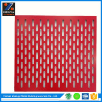 Professional Manufacturer Perforated Aluminum lightweight ceiling material