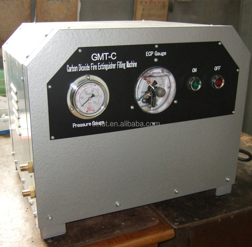 CE Certified Gas CO2 Filling <strong>Machine</strong> Supplier