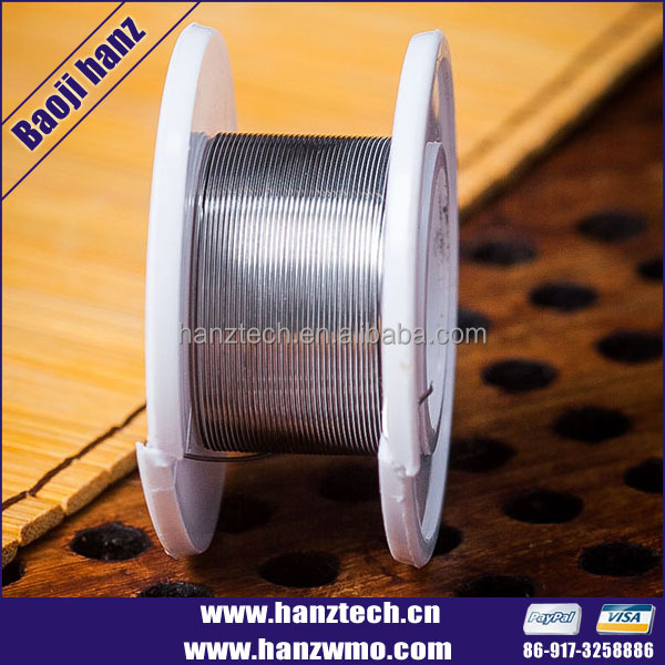 Factory supply high class vaporizer coil titanium wire